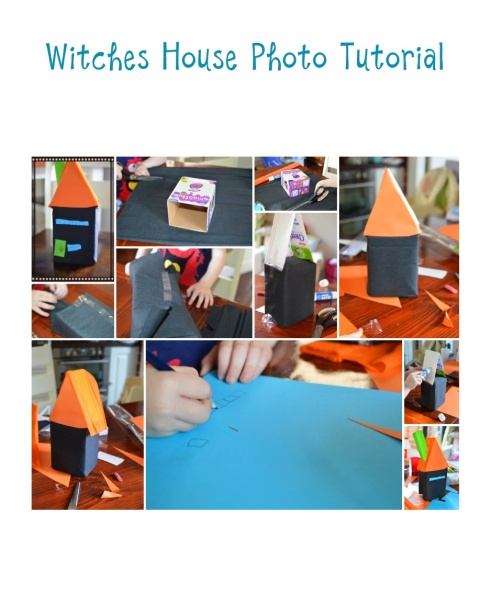 witches house tutorial
